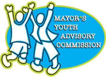 Mayor's Youth Advisory Commission T-Shirt Design